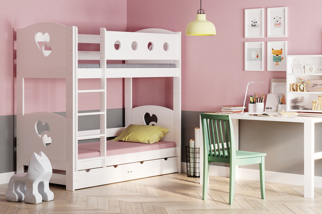 Letti Per Bambini 160 Cm.Letto A Castello Per Bambini Dream 330 00 Letti A Castello