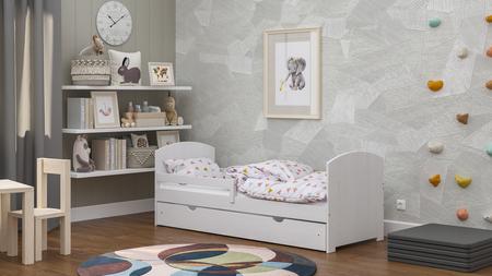 mobili per bambini, letti per bambini, mobili per bambini, un letto per un bambino, un letto per un bambino con una barriera