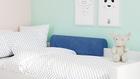 protezione per la sponda del letto