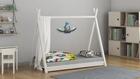 Il letto per bambini casetta